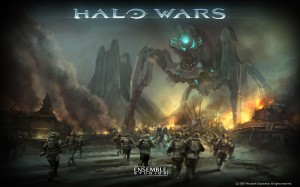 halo wars conecept art