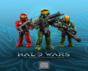halo wars figures