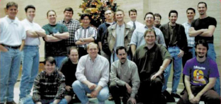 ensemble team 1997